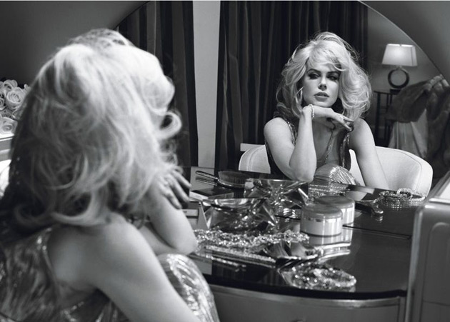 Nicole Kidman & Clive Owen editorial - W May 2012 by Emma Summerton