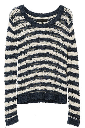 Forum buys - Rag & Bone striped top