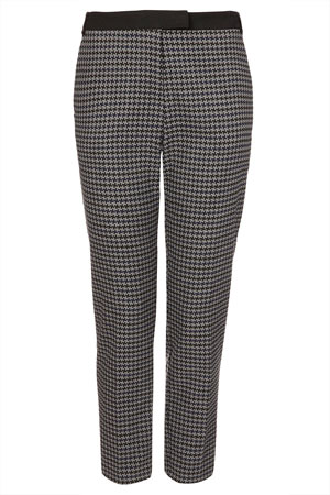Topshop houndstooth pants - forum buys