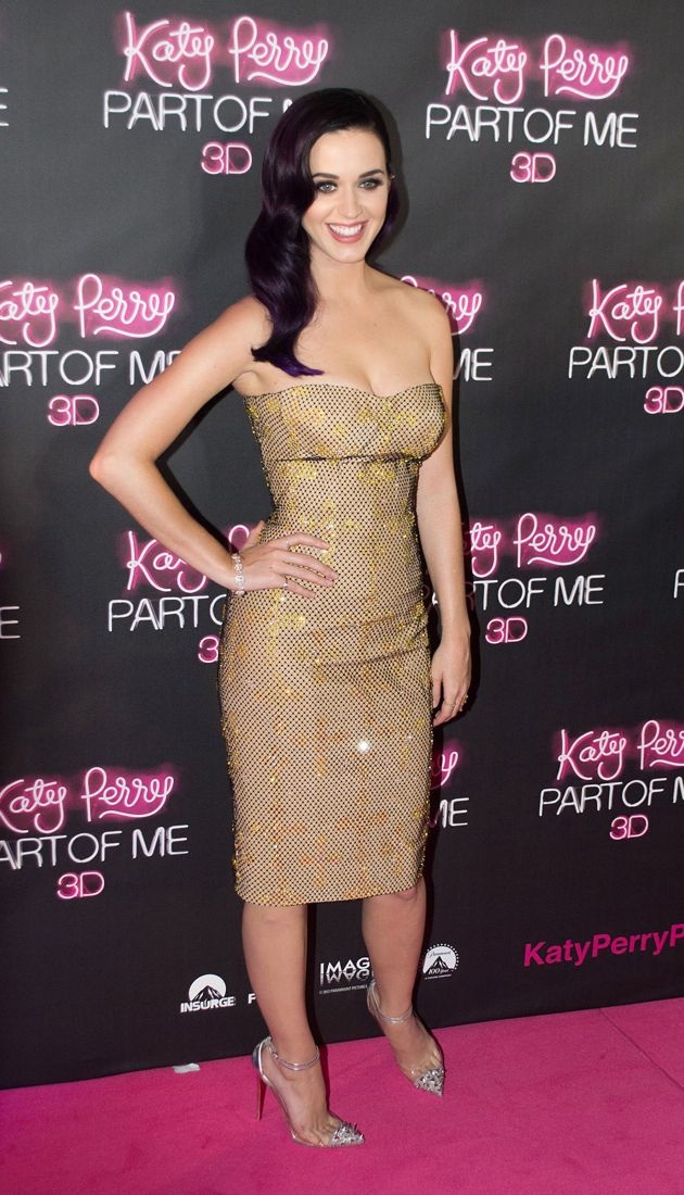 Katy Perry Australian premiere of Katy Perry Part of Me Sydney