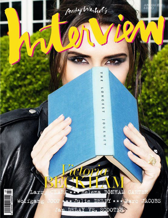 Victoria Beckham - Interview Germany June July 2012