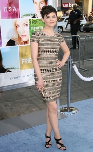 Ginnifer Goodwin Los Angeles Premiere Something Borrowed May 2011