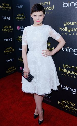 Ginnifer Goodwin Young Hollywood Awards Hollywood June 2012