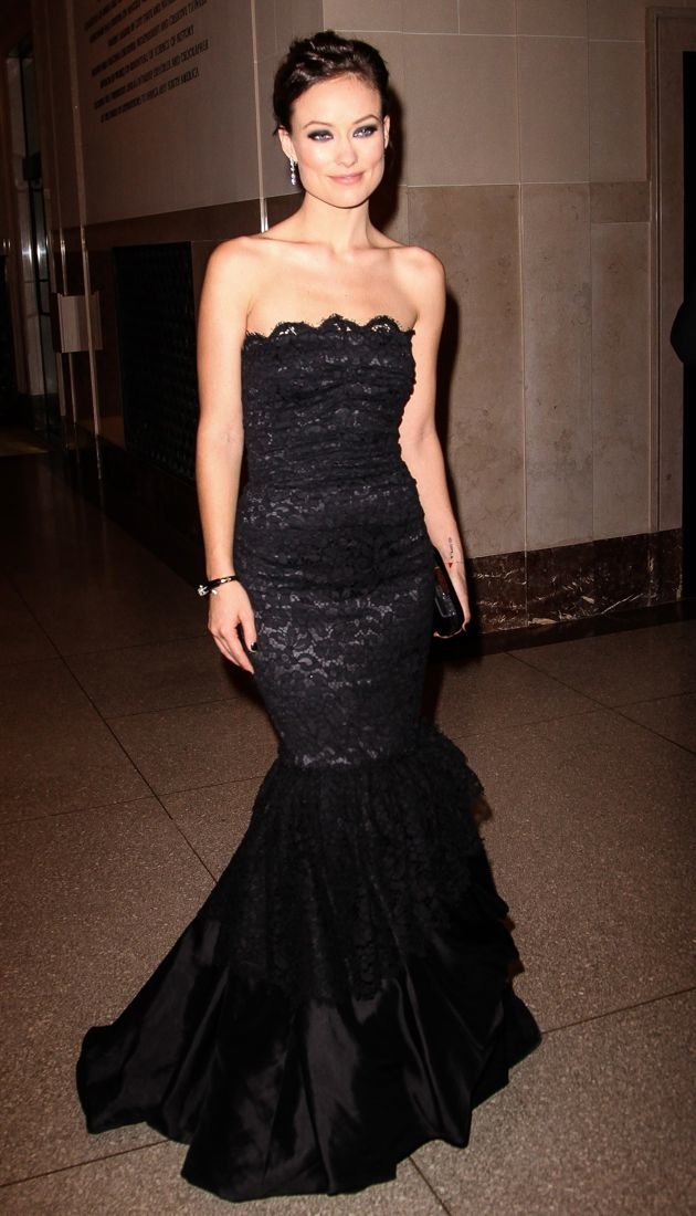 Olivia Wilde American Museum of Natural History Gala New York City