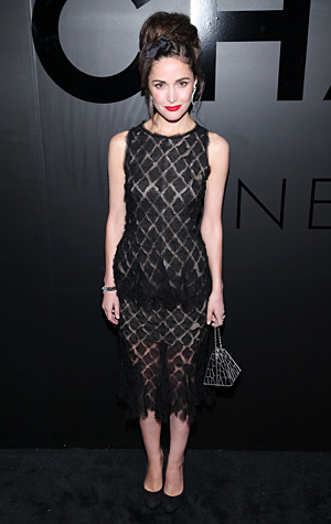 Rose Byrne in Chanel
