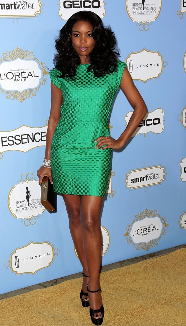 Gabrielle Union 6th Annual Essence Black Women in Hollywood luncheon Los Angeles