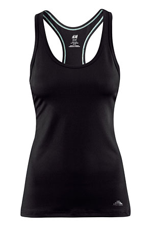 H&M athletic top - forum buys
